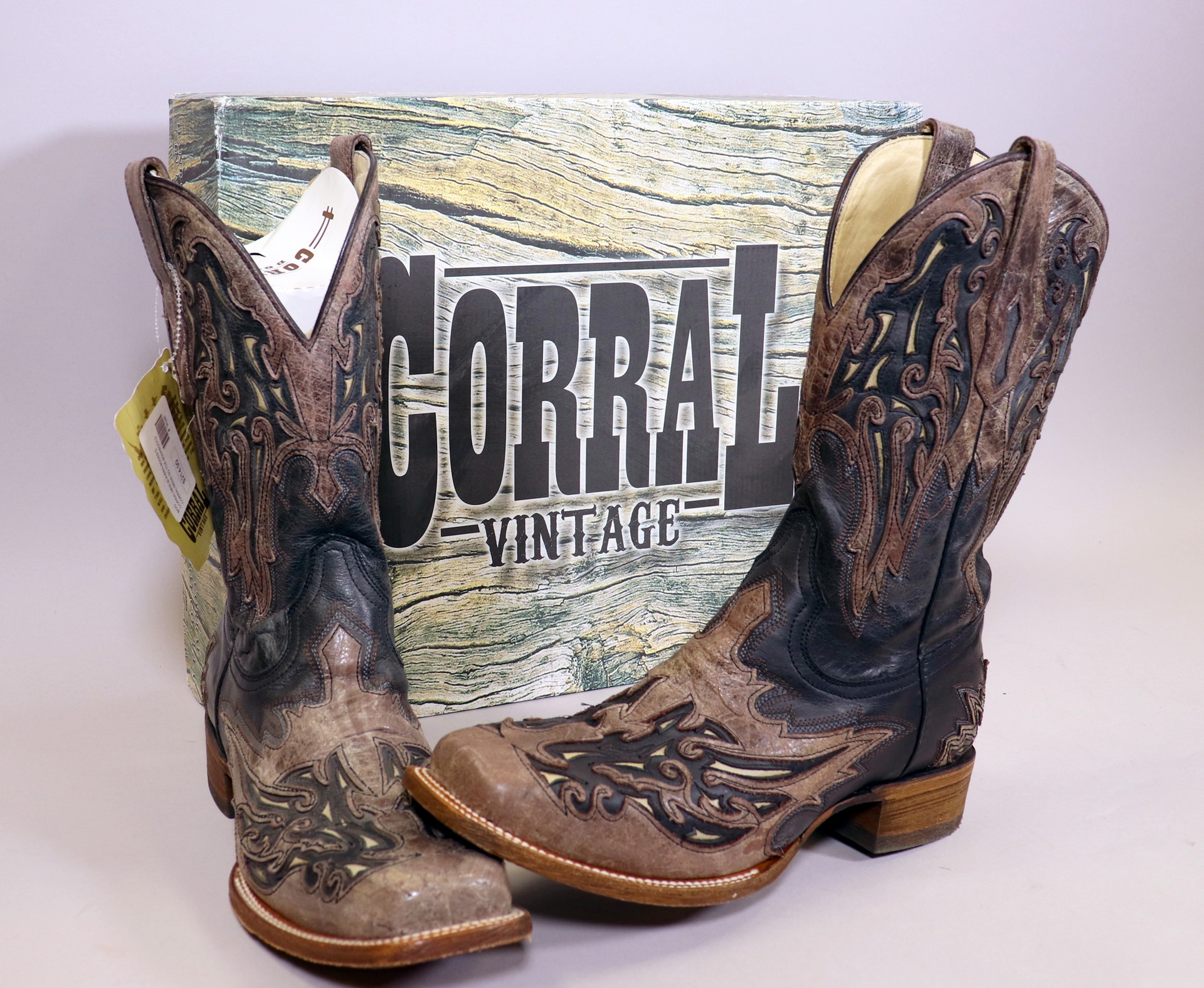 corral brand boots